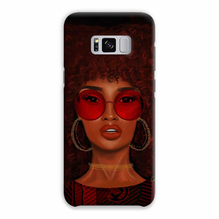 Ruby Phone Case - Samsung S8 Plus / Snap / Gloss - Phone & Tablet Cases