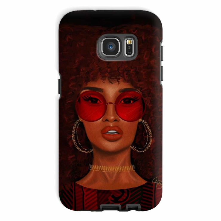 Ruby Phone Case - Galaxy S7 / Tough / Gloss - Phone & Tablet Cases