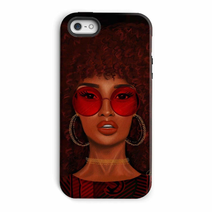 Ruby Phone Case - iPhone 5/5s / Tough / Gloss - Phone & Tablet Cases