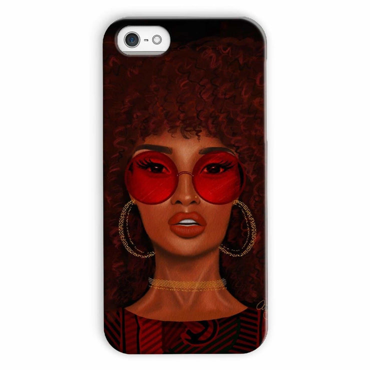 Ruby Phone Case - iPhone 5c / Snap / Gloss - Phone & Tablet Cases