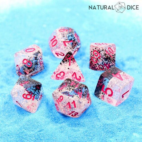 Eldritch Whispers Dice Set