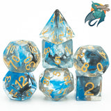 Paladins Prayer Dice Set