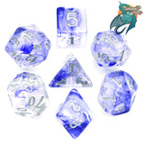Clerics Touch Dice Set