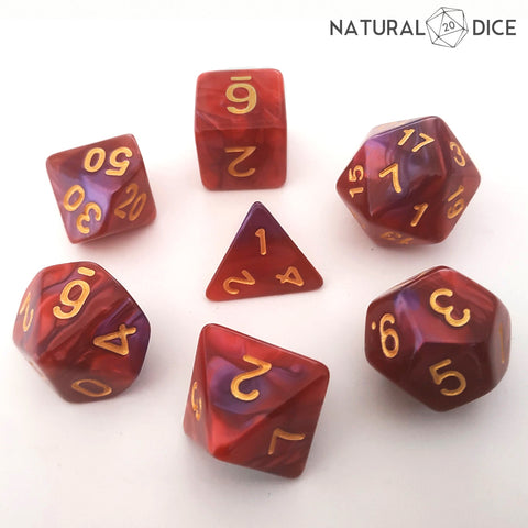 Beholder's Gaze Dice Set