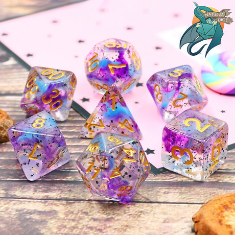 Otherworldly Patron Dice Set