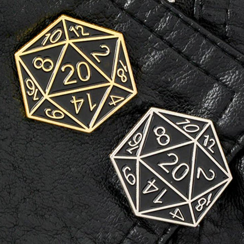 D&D Pin Set 3