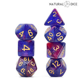 Supernova Dice Set