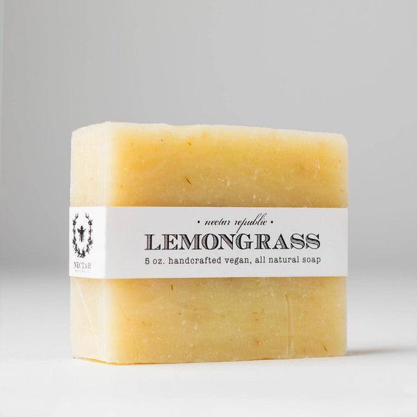 Lemongrass : Bath Soap