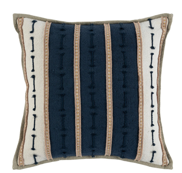 Jayda Azul Blue Pillow
