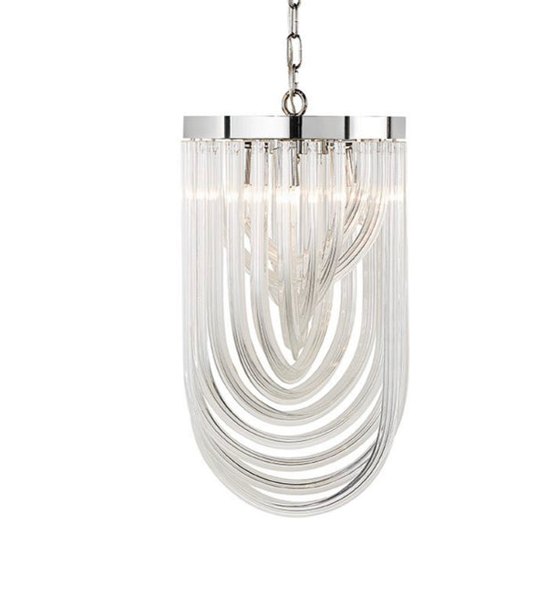 Kepler Chandelier Small Clear