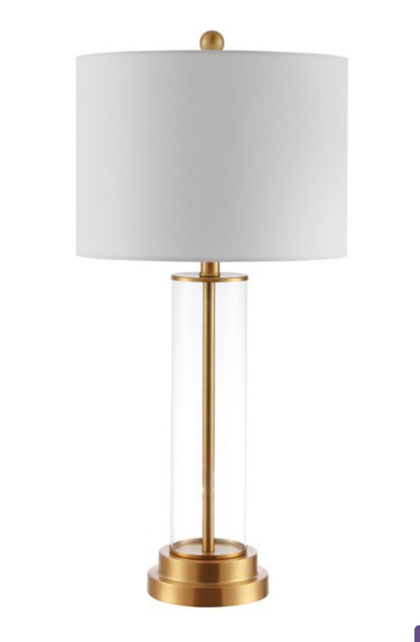 Cassian Glass Table Lamp
