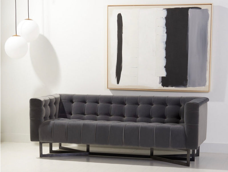 Myra Modern Tufted Sofa