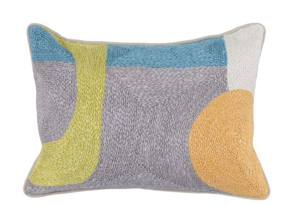 Olive Multi 14x20 Pillow