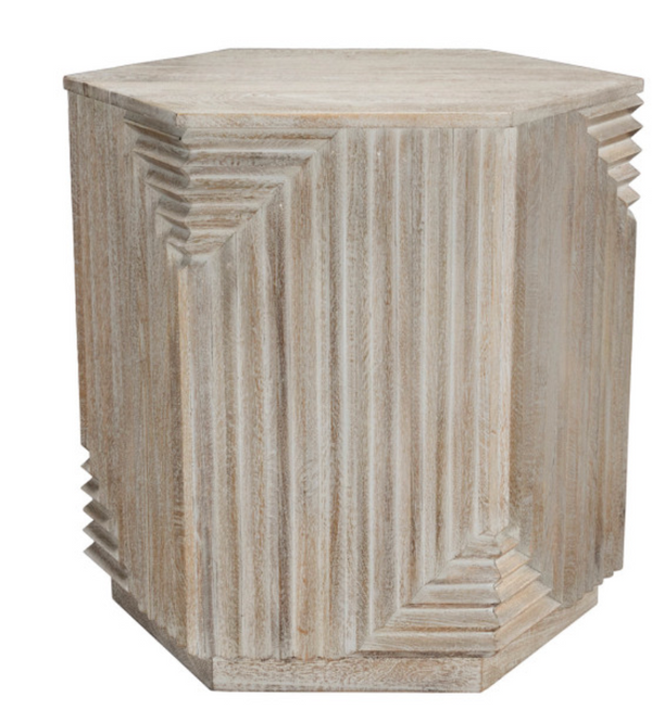 Finn Octagonal Side Table