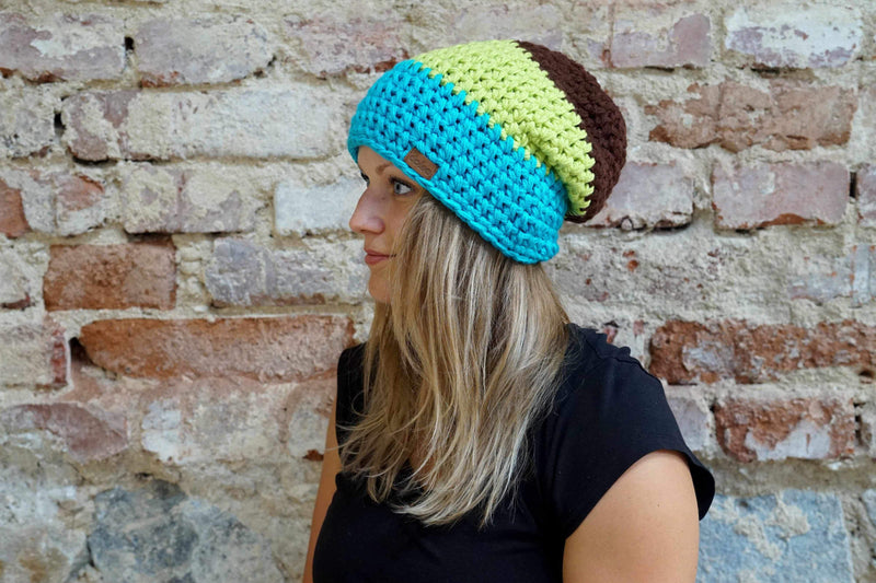 Crocheted Beanie Claid - richard-woox