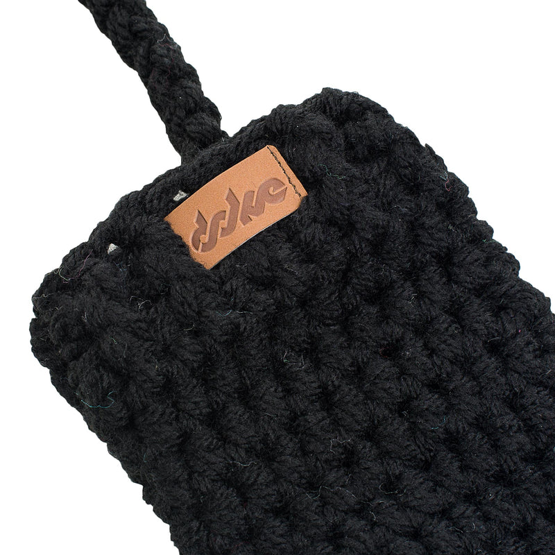 richard-woox.myshopify.com CROCHETTED MITTS black