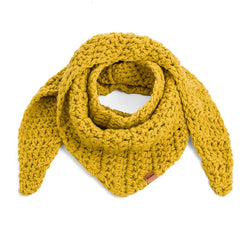 richard-woox.myshopify.com CROCHETED SCARF gold