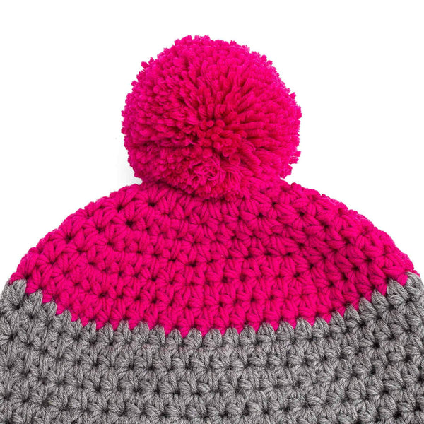 richard-woox.myshopify.com MERINO CROCHETED POM BEANIE MEDIUM