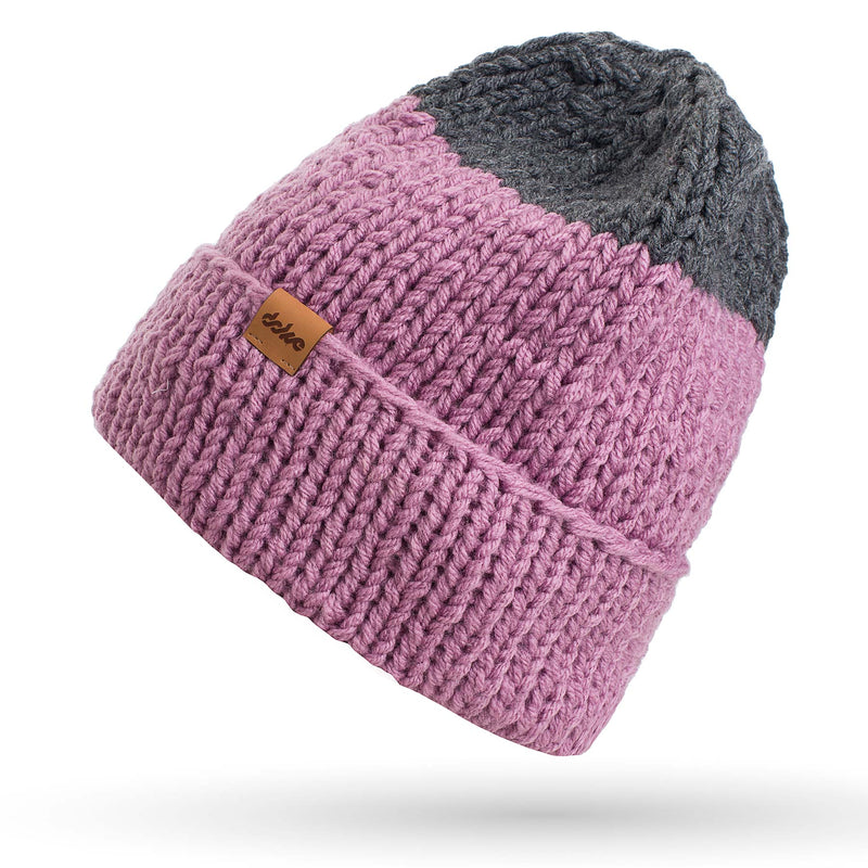 richard-woox.myshopify.com KNITTED BEANIE purple