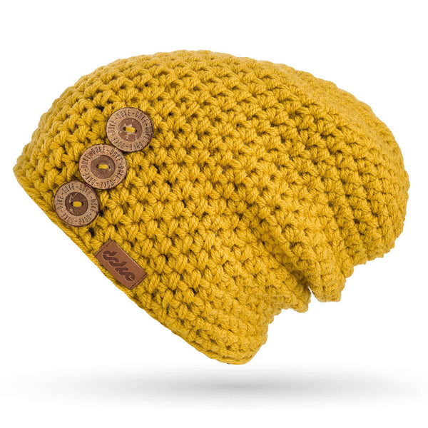 richard-woox.myshopify.com CROCHETED BEANIE B nature gold
