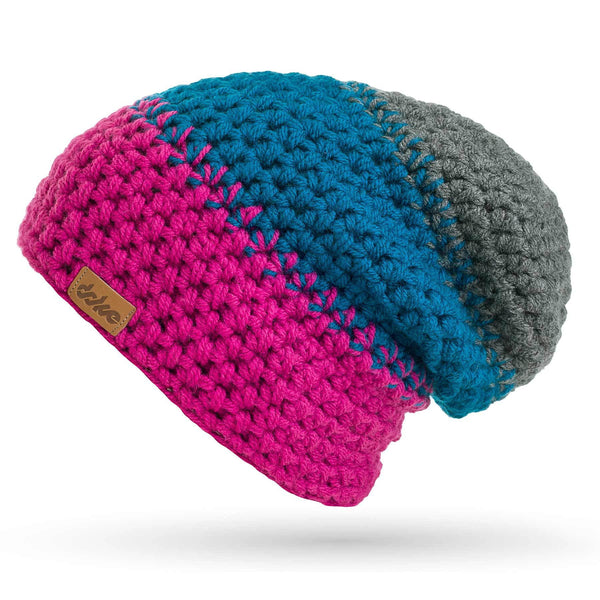 CROCHETED BEANIE clara - richard-woox
