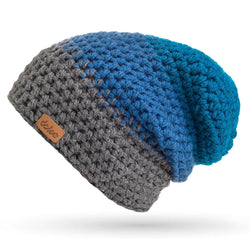 CROCHETED BEANIE levi - richard-woox