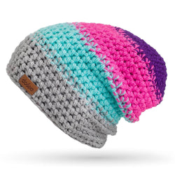 CROCHETED BEANIE lotte - richard-woox