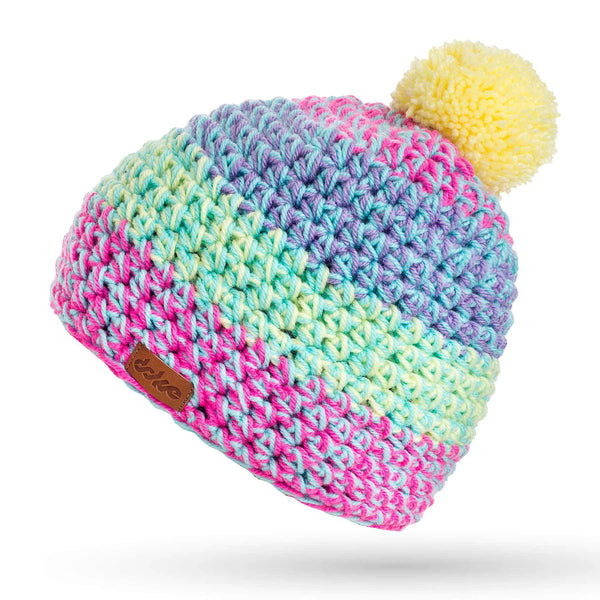 richard-woox.myshopify.com CHILDREN'S CROCHETED POM BEANIE cori