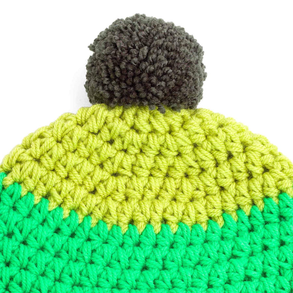richard-woox.myshopify.com CHILDREN'S CROCHETED POM BEANIE toby