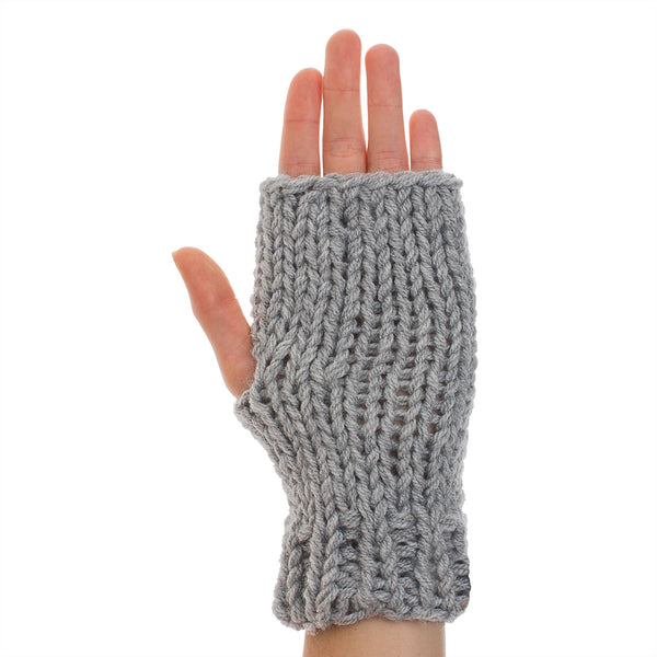 KNITTED HAND WARMER light - richard-woox