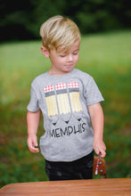 SCHOOL PENCIL PERSONALIZED-GRAY Youth T Shirt