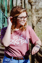 HE IS RISEN Adult Easter T Shirt