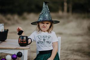 WITCHES BREW COFFEE HOUSE Children's T Shirt