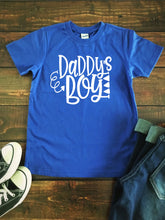 DADDY'S BOY Youth T Shirt