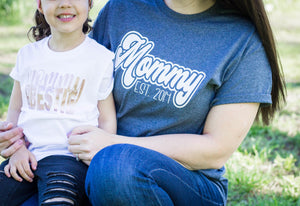 MOMMY IS MY BESTIE Youth T Shirt