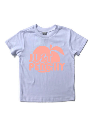 JUST PEACHY Youth T Shirt