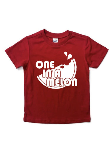 ONE IN A MELON Youth T Shirt