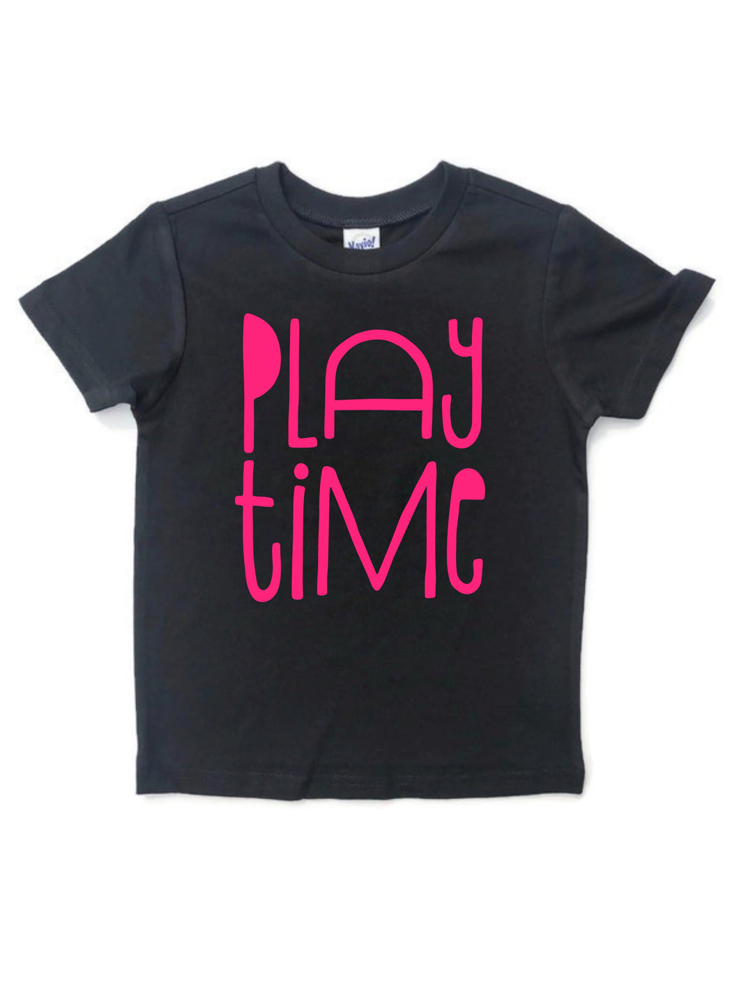 PLAY TIME Youth Summer T Shirt