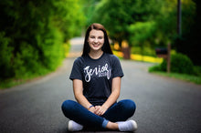 SENIOR 2019/2020...Young Adult T Shirt (Charcoal)