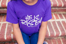 HE IS RISEN Bright Youth T Shirt