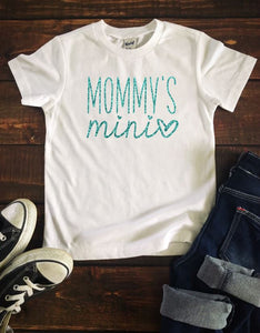 MOMMY'S MINI Youth T Shirt