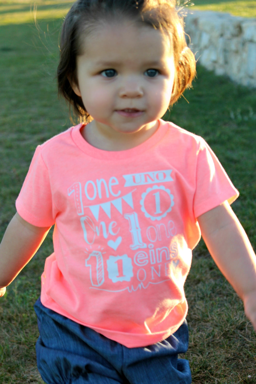 1st  BIRTHDAY-MY YEAR GIRLS Children's T Shirt