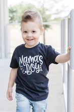 MAMA'S BOY Youth T Shirt