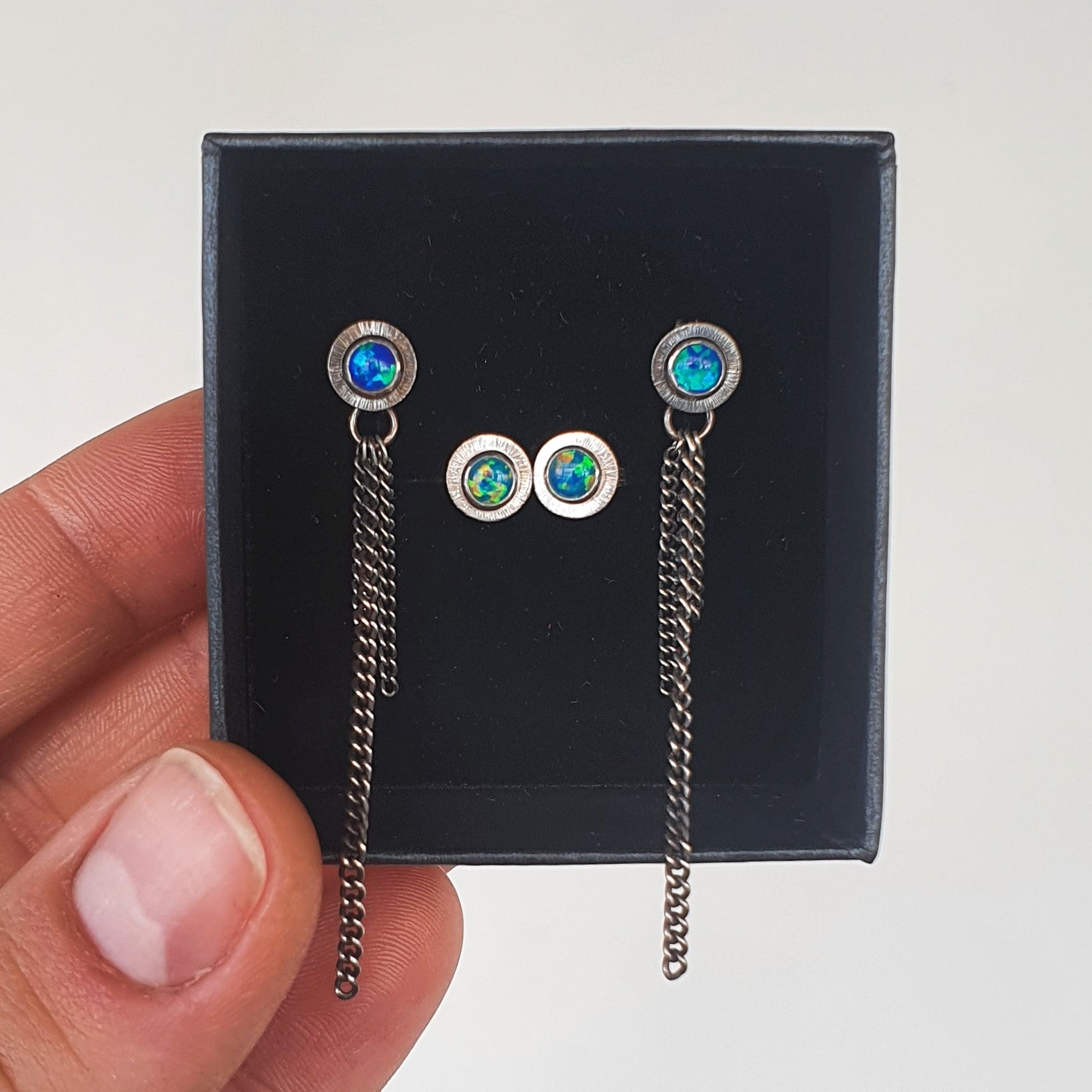 Galaxy Earrings