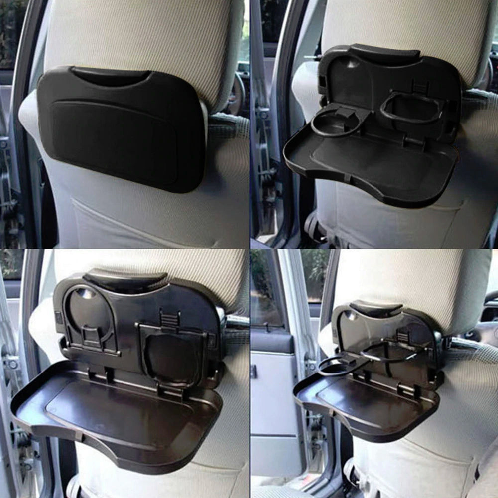 Back Seat Folding Tray Table for Cars, Trucks and Vans