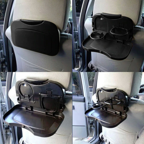 Image of Back Seat Folding Tray Table for Cars, Trucks and Vans