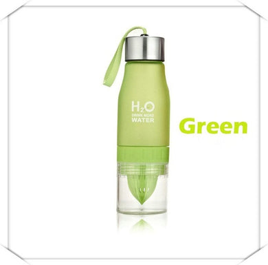 Green Beauty Water Bottle