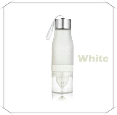White Beauty Water Bottle