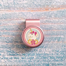 Load image into Gallery viewer, Color Unicorn - Rose Gold Clip - birdea