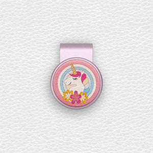 Color Unicorn - Rose Gold Clip - birdea
